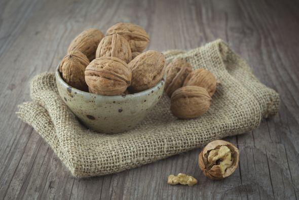 Las nueces o la chía también contienen estos ácidos grasos.