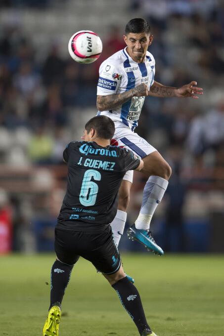 En Fotos: Querétaro sorprende a Pachuca y mata sus posibilidades de Ligu...