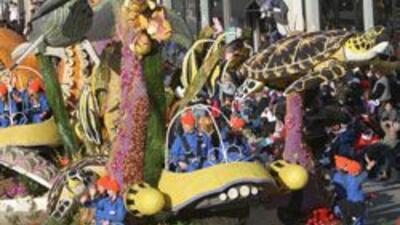 """La exhibición """"Post Parade"""" te ofrece la oportunidad de ver desde cerca..."""