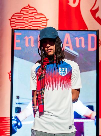 Adidas presentó los nuevos uniformes para el Mundial de Rusia 2018 captu...