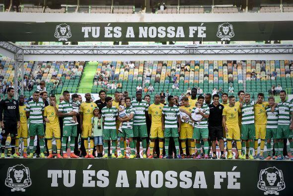 Aunque el Sporting de Lisboa querrá revivir sus años de gloria y ser el...