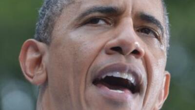 El presidente de Estados Unidos, Barack Obama.