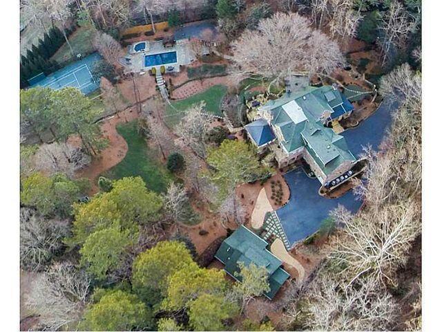 Casa donde Tom Cruise filma Mena