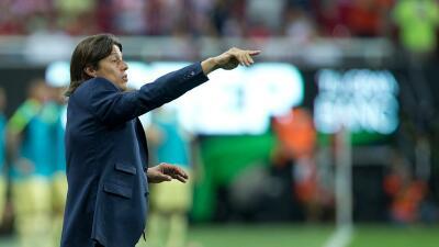 Matías Almeyda tiene como meta que Chivas participe en la Copa Libertadores
