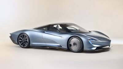 McLaren Speedtail, el carro más rápido que el dinero puede comprar