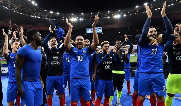 4. Francia (UEFA) - 11,460,981 seguidores.
