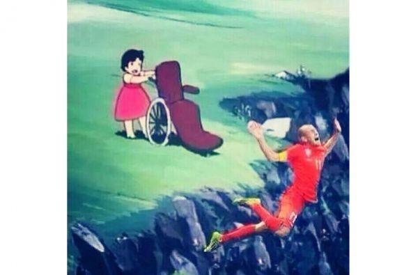 El partido por el tercer lugar entre Brasil y Holanda no se salvó...