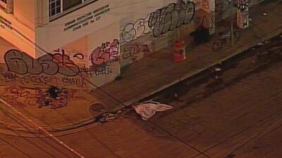 Investigan el caso de una mujer hallada muerta en plena calle de Wynwood