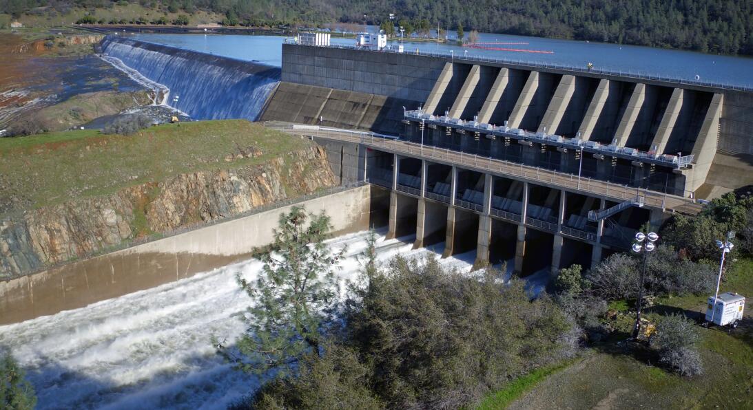 Oroville Dam