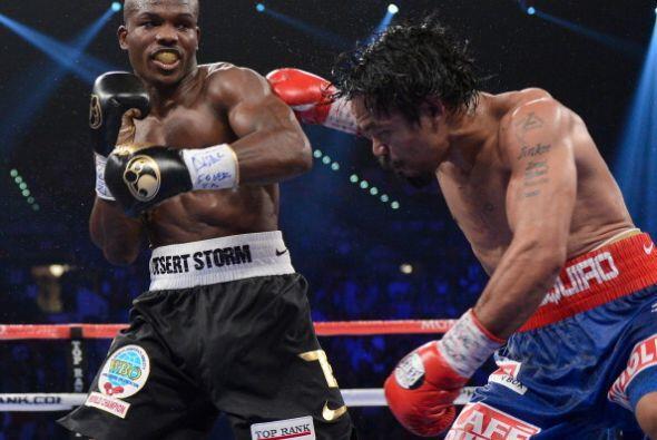 La pelea grande para Timothy Bradley llegó el 9 de junio del 2012 contra...