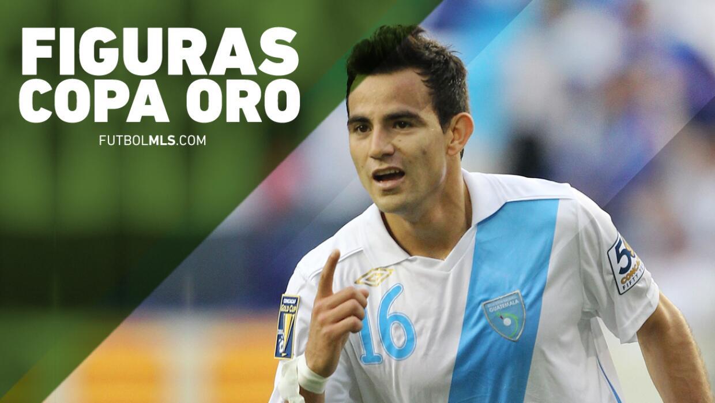 Marco Pappa, Guatemala y Seattle Sounders