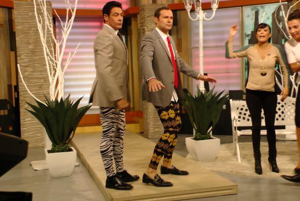 Dicen que lo hombres en leggins, ¿lucen muy bien?