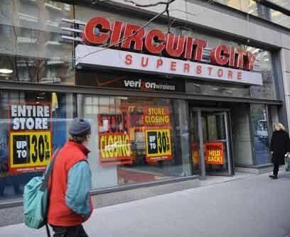 Circuit CityCircuit City fue uno de los grandes minoristas que quebró en...