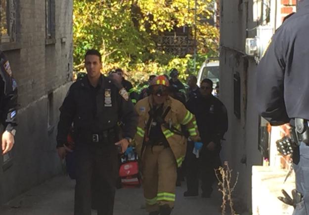 Un grupo multiagencial intervino en la escena y en minutos liberaron al...