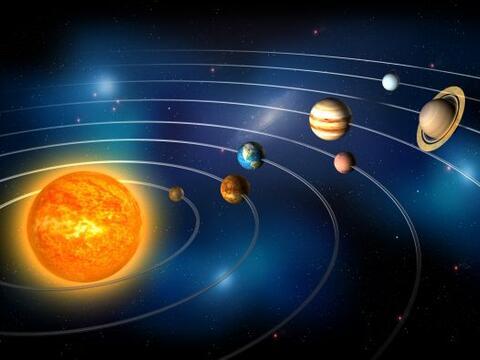 La mayoría del nombre de los planetas data del Imperio Romano, m&...