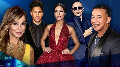 Daddy Yankee, Pitbull, Myrka Dellanos, Alejandra Espinoza y más se suman...