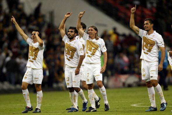 Han pasado casi cuatro años desde que los Pumas consiguieron su victoria...