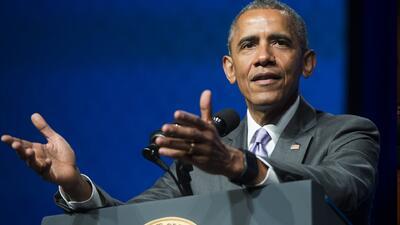 Barack Obama defiende el programa de salud que lleva su nombre