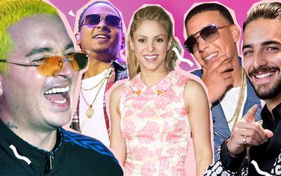 Estos fueron los artistas más escuchados en México en 2017.