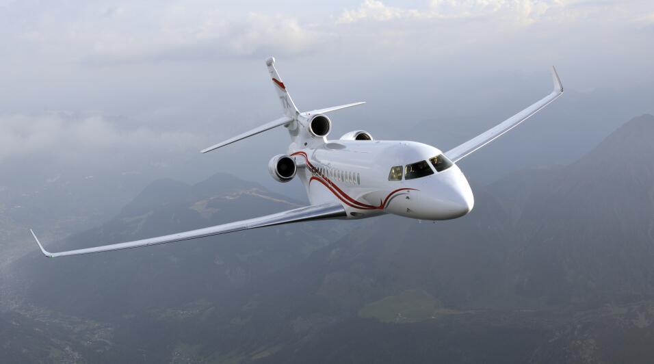 A grandes rasgos, el Falcon 7x aparenta ser un avión más orientado al re...