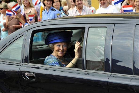 Holanda: Entre los autos de la Familia Real de los Países Bajos, liderad...