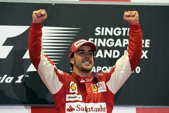 El piloto de la Ferrari tendrá una semana de descanso antes del Gran Prm...