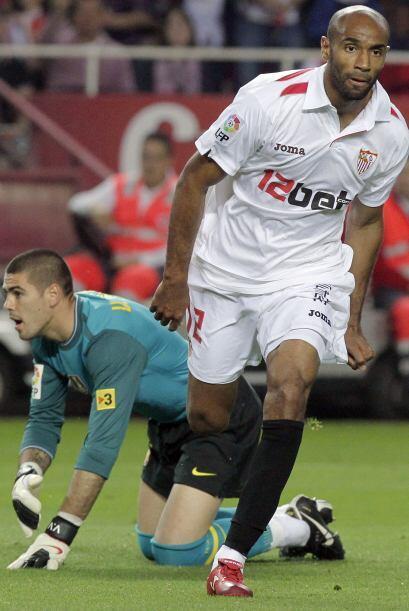Pero Sevilla mostró carácter e hizo un par de goles que preocuparon al B...