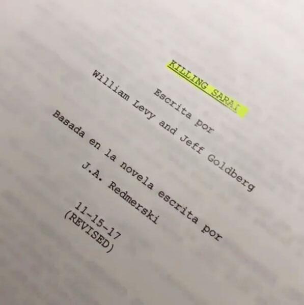 William Levy 'Killing Sarai'