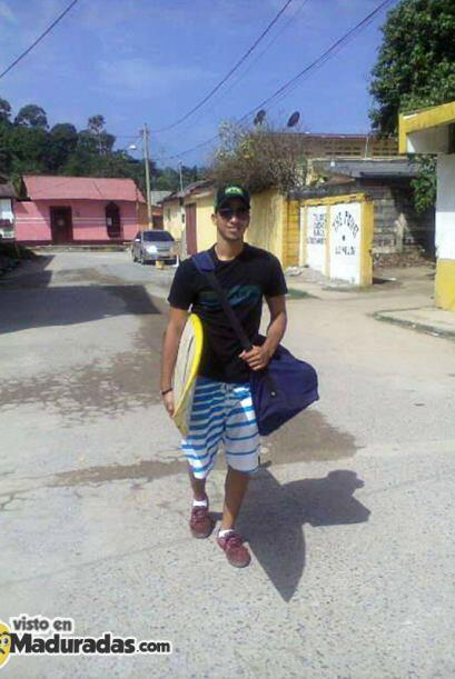Bassil Alejandro Dacosta Frías, 24 años, estudiante de Mercadeo de la Un...