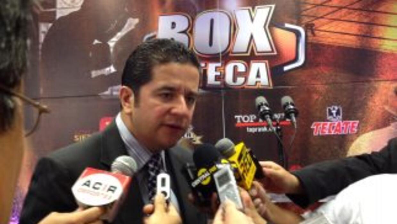 Fernando Beltrán piensa que el 15 de septiembre Chávez y 'Maravilla' se...