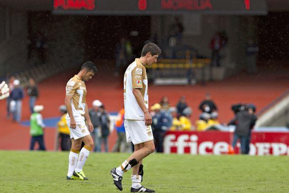 Para el Apertura 2013 el equipo mostró su peor nivel en años, gracias a...