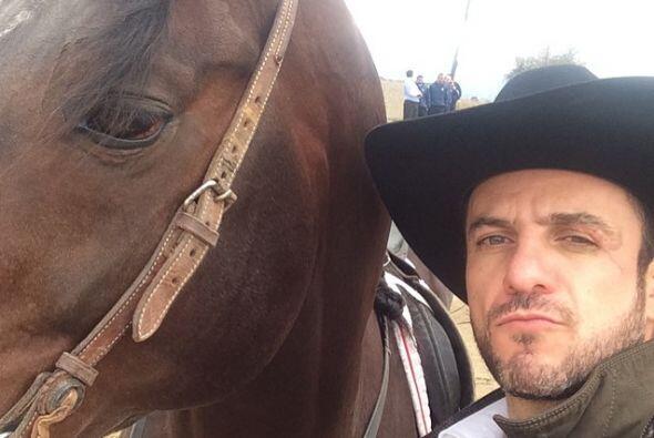 Todo mundo andará en caballo.