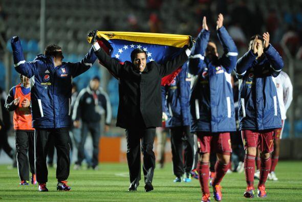 Venezuela se despertó y se convirtió en un equipo duro, que juega seguro...