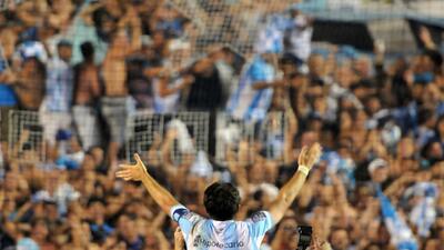 Un Príncipe que dijo adiós: Diego Milito colgó los botines