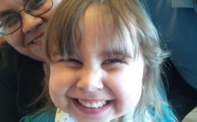 Daniela de Ávila, de 4 años, padecía cardiomiopat&i...