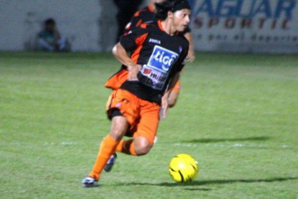 Después no alcanzar la corona en el Clausura 2009 el uruguayo Rubén Alon...