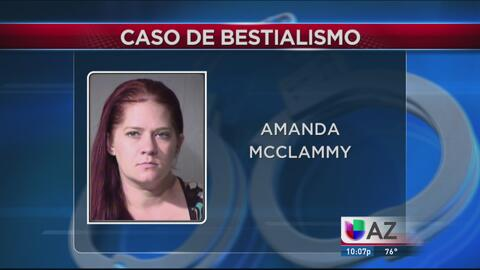 Acusan de bestialidad a mujer que se grabó teniendo actos sexuales con s...