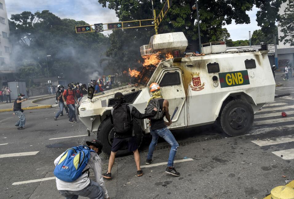 El Tribunal Supremo de Venezuela allana el camino para juzgar al vicepre...