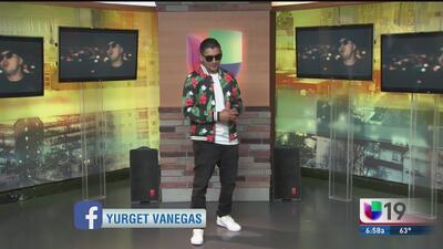 Yurget Vanegas presenta su más reciente producción