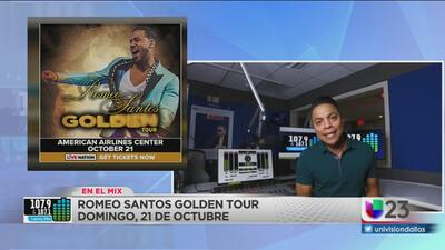 #EnElMix Listos para ganar boletos para Romeo Santos?