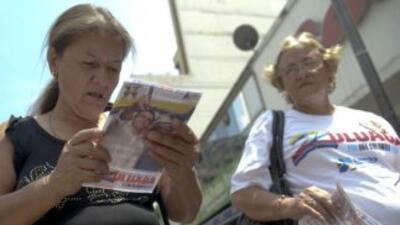 Colombia vivirá el domingo la primera vuelta de las elecciones presidenc...