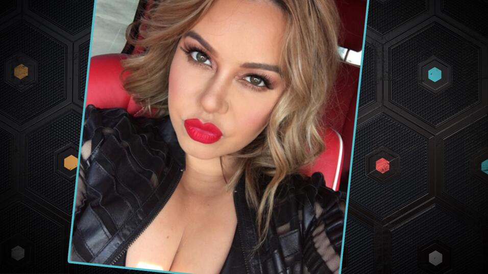 Chiquis Rivera lipstick