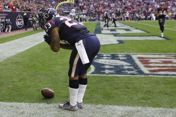 16.- Houston Texans (AP-NFL).