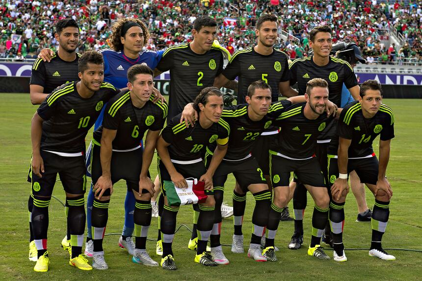 Favoritos de la Copa Oro 2015