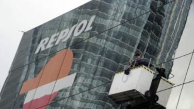 Repsol ya había advertido de que tomaría medidas legales contra cualquie...