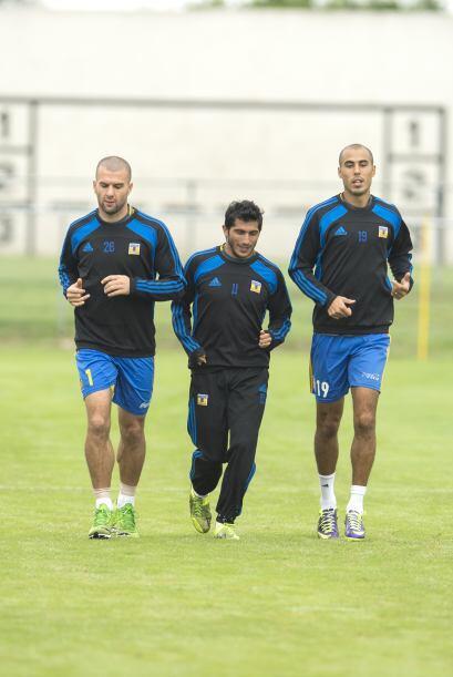 -En Tigres hay mucha confianza de eliminar al América, Lucas Lobos y Dam...