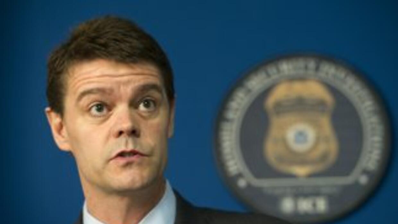 Morton dirigió el ICE durante más de cuatro años.