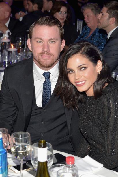 Y Jenna está casada con uno de los galanes más hot del momento: Channing...