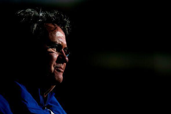 Varios fueron los medios que solicitaron la renuncia de Guus Hiddink com...