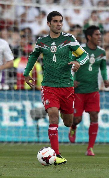 Rafael Márquez.- Parecía que Brasil 2014 no contaría con el ex jugador d...